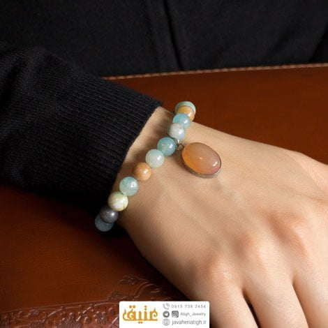 دستبند آمازونیت