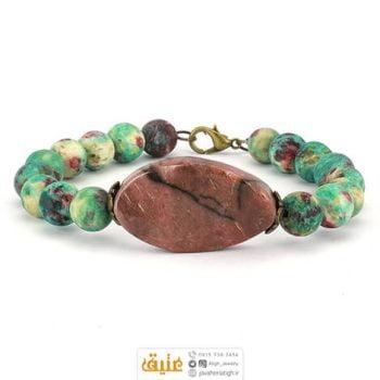 دستبند فیروزه آفریقایی