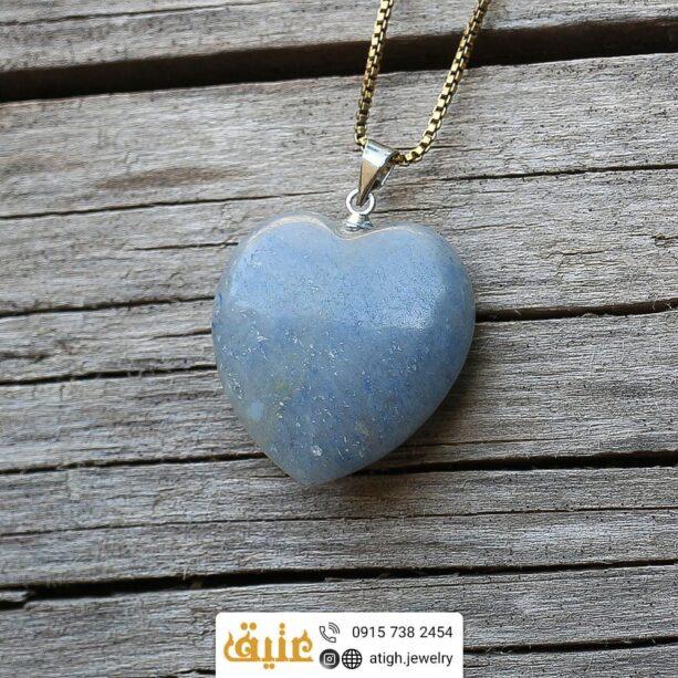 گردنبند آنجلیت قلب