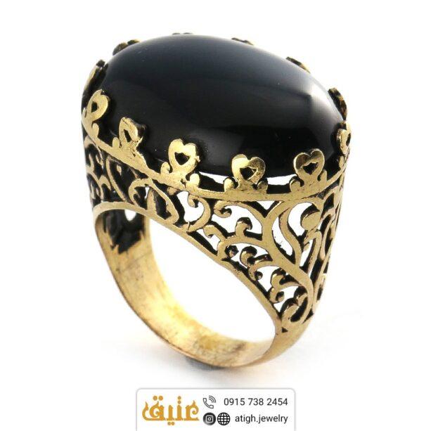 انگشتر انیکس طلا روسی
