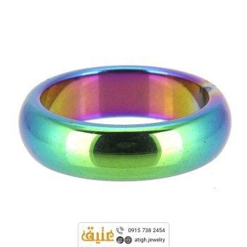 حلقه حدید رنگین کمان