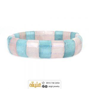 دستبند آکوامارین