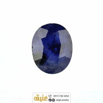 نگین یاقوت کبود
