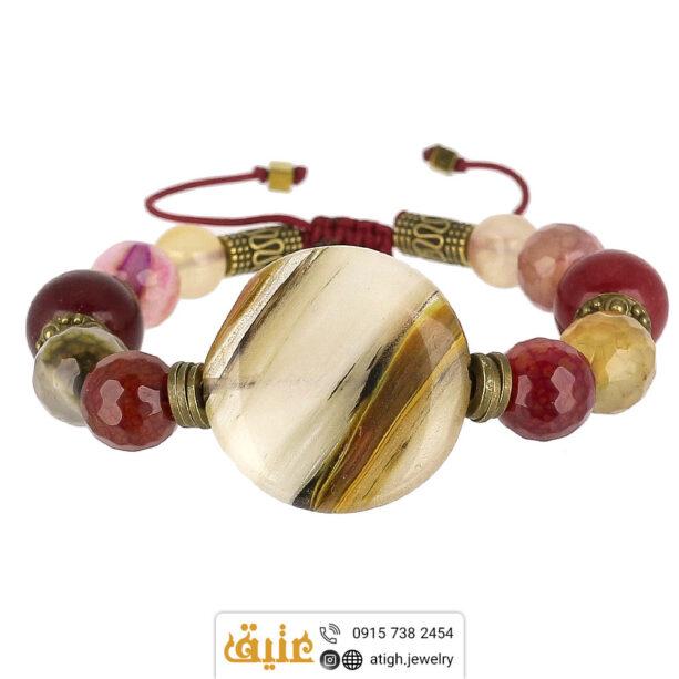 دستبند چند جواهر