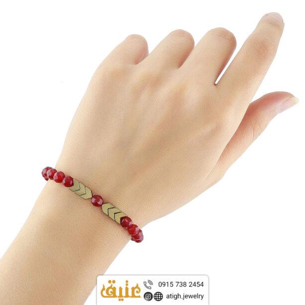 خرید دستبند جید
