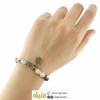 خرید دستبند آمازونیت