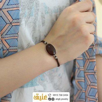 خرید دستبند عقیق