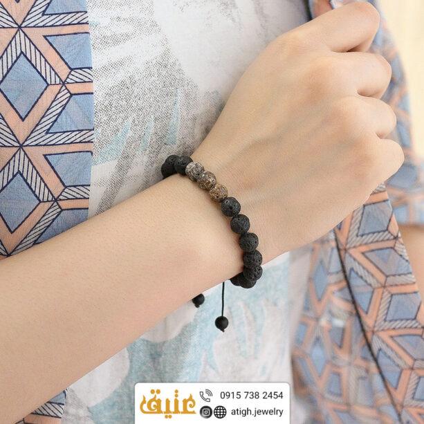 خرید دستبند لاوا