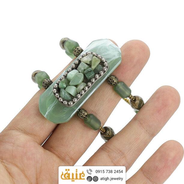 خرید دستبند یشم