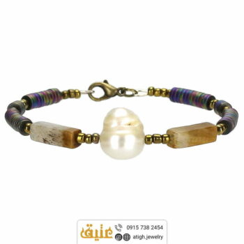 خرید دستبند مروارید