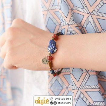 خرید دستبند ابسیدین