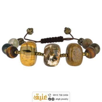 خرید دستبند جاسپر