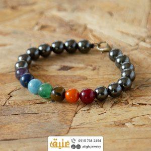 خرید دستبند هفت سنگ جاکرا
