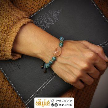 خرید دستبند آزوریت
