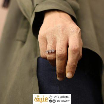 خرید انگشتر نقره