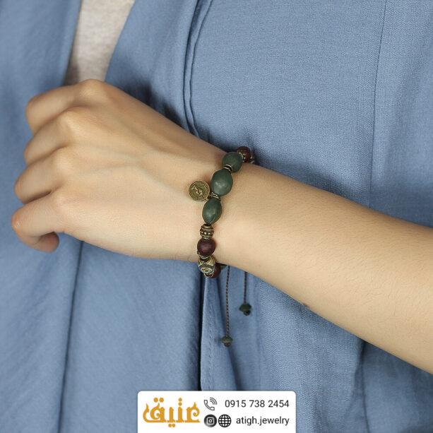 خرید دستبند شاه مقصود