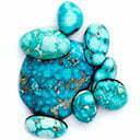 سنگ فیروزه مصری Egypt Turquoise