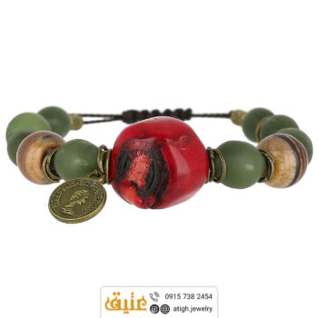 خرید دستبند مرجان