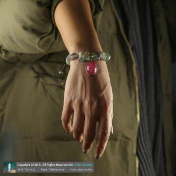 خرید دستبند نقره