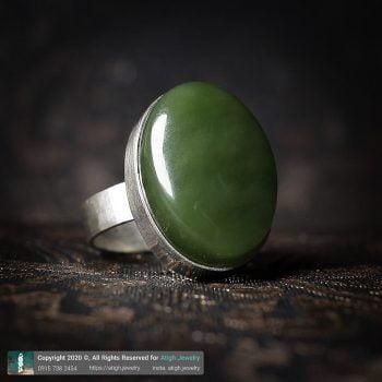 خرید انگشتر یشم یمنی