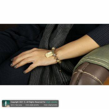 خرید دستبند کلسیت