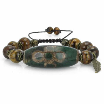 خرید دستبند مهره تبتی