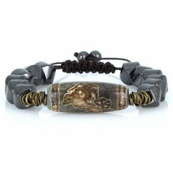 خرید دستبند مهره لول تبتی